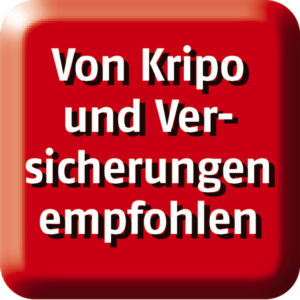 """Netzwerk """"Zuhause sicher"""" - Verbesserung des Einbruchschutzes und des Brandschutzes"""